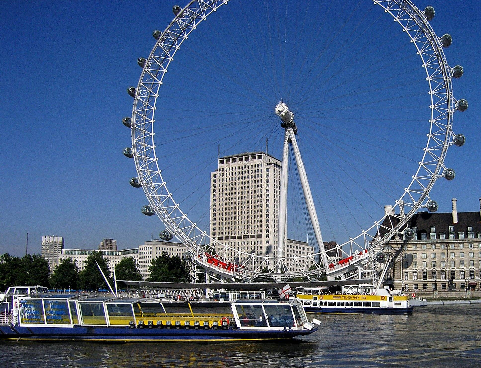 London Eye, Thames view, London attractions, what to do in London
