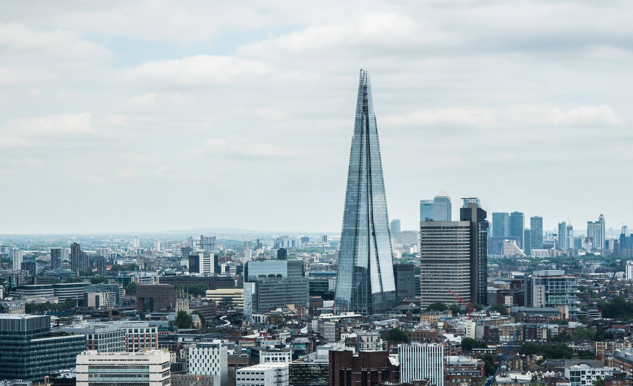 The Shard, London attractions, London view, best view in London